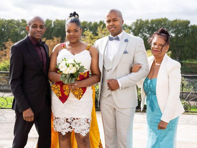 Le mariage de Sylvain et Eliska à Épinay-sur-Seine, Seine-Saint-Denis 23