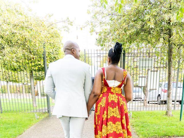 Le mariage de Sylvain et Eliska à Épinay-sur-Seine, Seine-Saint-Denis 26
