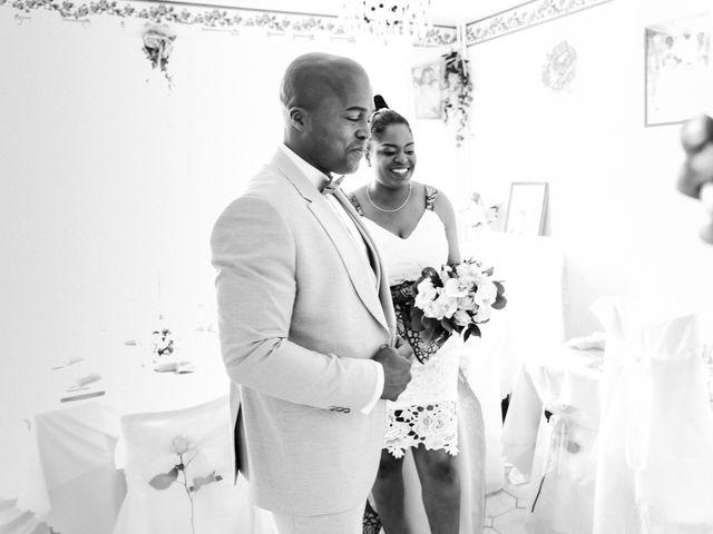 Le mariage de Sylvain et Eliska à Épinay-sur-Seine, Seine-Saint-Denis 30