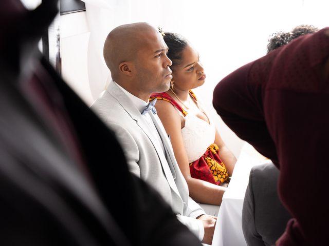 Le mariage de Sylvain et Eliska à Épinay-sur-Seine, Seine-Saint-Denis 39