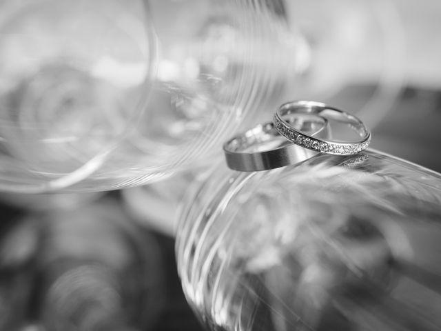 Le mariage de Fabien et Rebecca à Dardagny, Genève 8