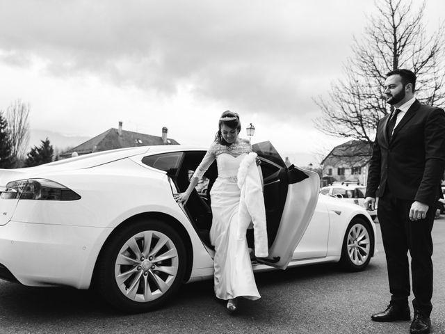 Le mariage de Fabien et Rebecca à Dardagny, Genève 23