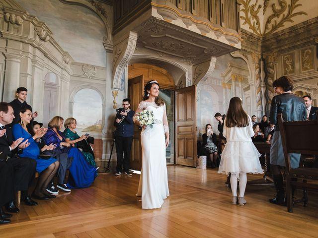 Le mariage de Fabien et Rebecca à Dardagny, Genève 25