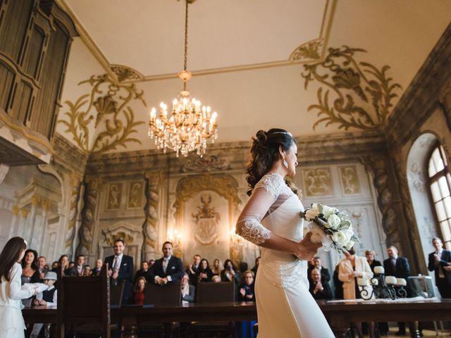 Le mariage de Fabien et Rebecca à Dardagny, Genève 26