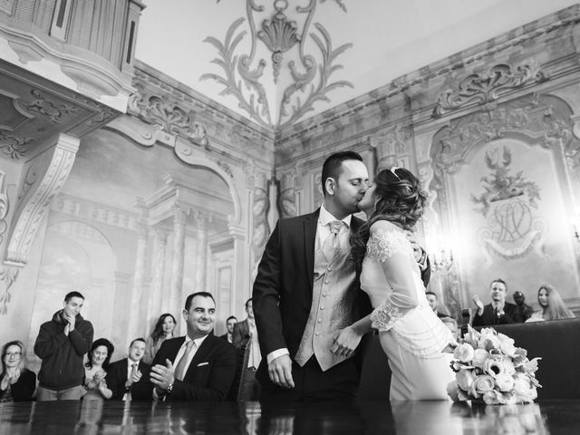Le mariage de Fabien et Rebecca à Dardagny, Genève 27