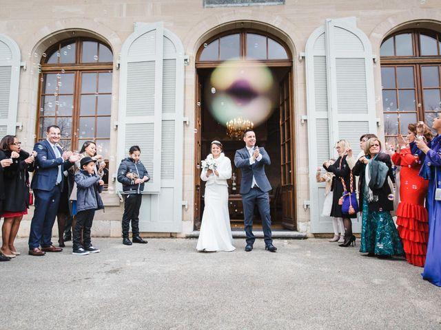 Le mariage de Fabien et Rebecca à Dardagny, Genève 31