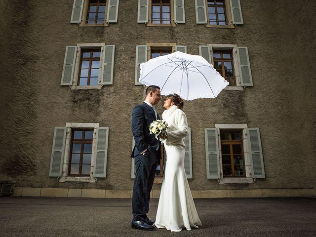 Le mariage de Fabien et Rebecca à Dardagny, Genève 33