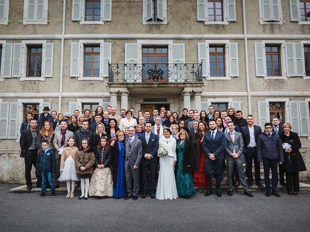 Le mariage de Fabien et Rebecca à Dardagny, Genève 34