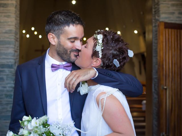 Le mariage de Katell et Alex