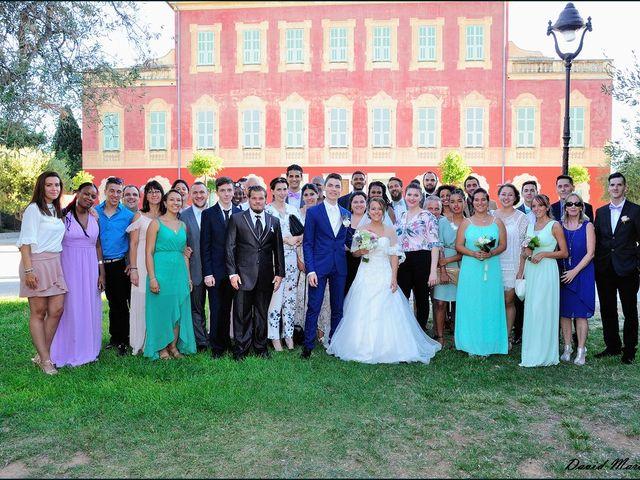 Le mariage de Hoarau et Sarah à Nice, Alpes-Maritimes 17