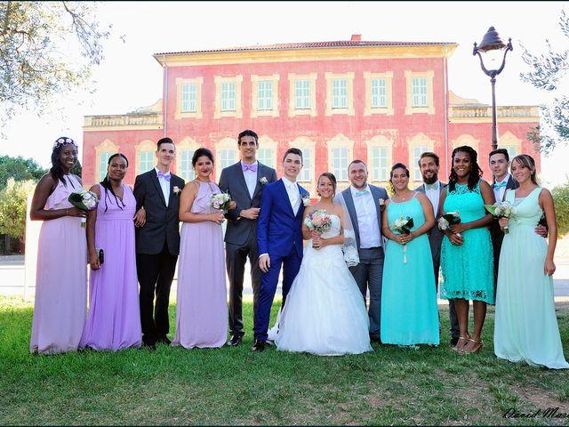 Le mariage de Hoarau et Sarah à Nice, Alpes-Maritimes 18