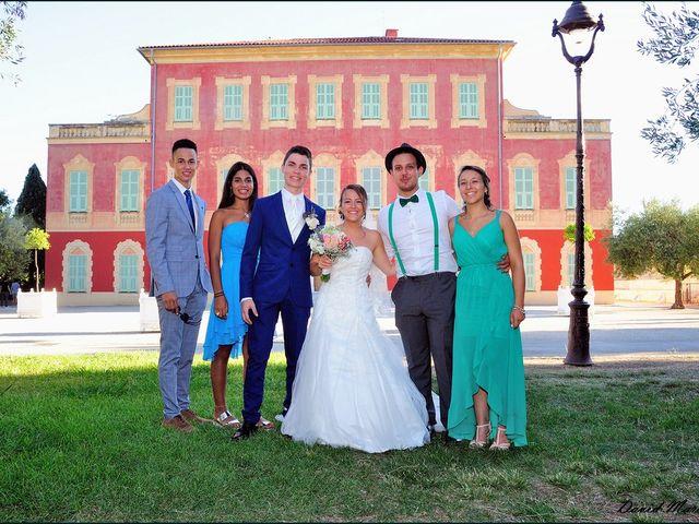 Le mariage de Hoarau et Sarah à Nice, Alpes-Maritimes 20