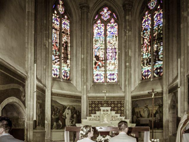 Le mariage de Pierre et Ameline à Ailly-sur-Noye, Somme 18