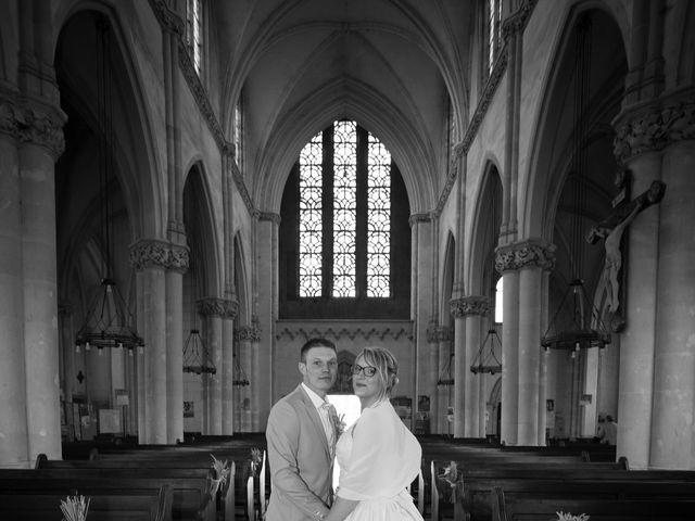 Le mariage de Pierre et Ameline à Ailly-sur-Noye, Somme 25