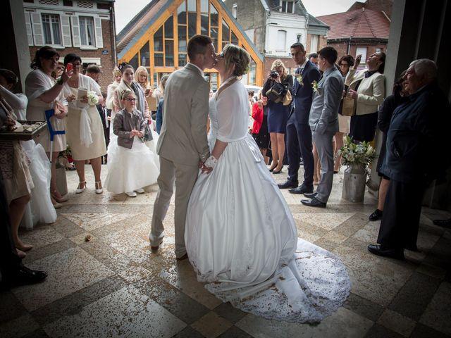 Le mariage de Pierre et Ameline à Ailly-sur-Noye, Somme 26