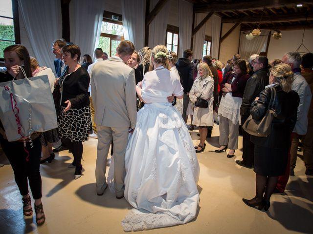 Le mariage de Pierre et Ameline à Ailly-sur-Noye, Somme 40