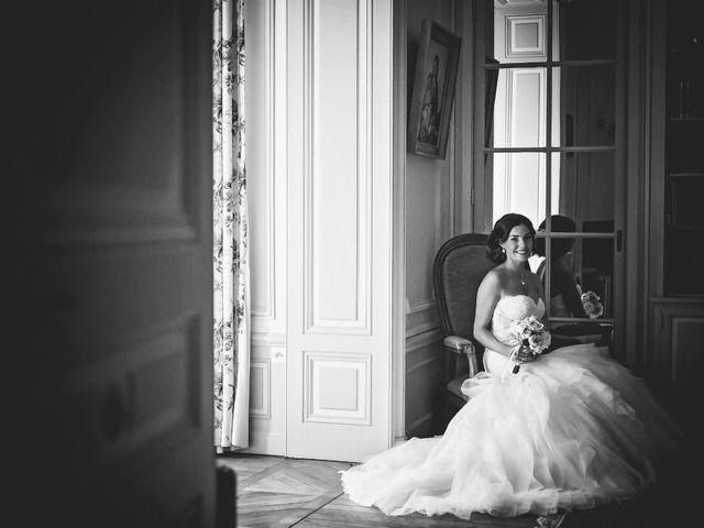 Le mariage de Benjamin et Flora à Saint-Clair, Ardèche 13