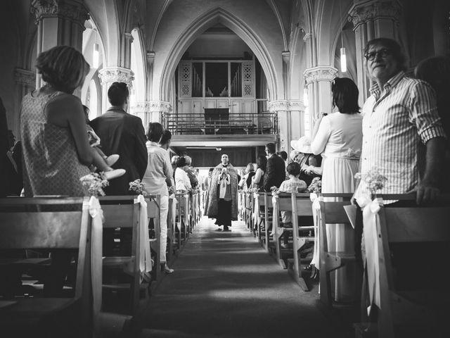 Le mariage de Benjamin et Flora à Saint-Clair, Ardèche 26