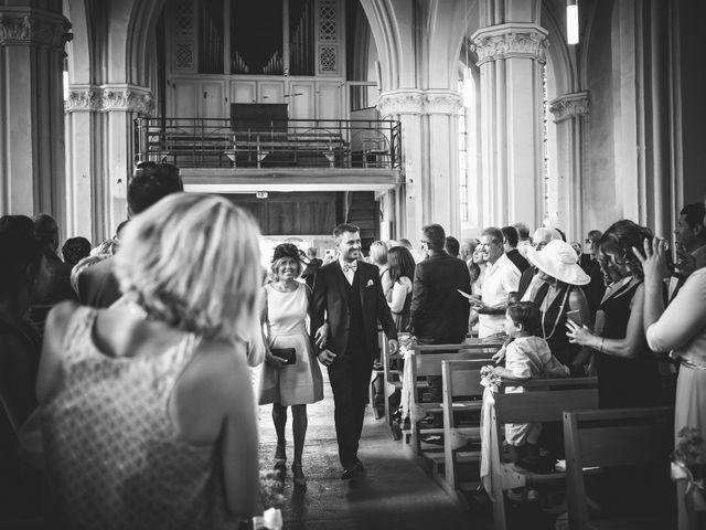 Le mariage de Benjamin et Flora à Saint-Clair, Ardèche 27