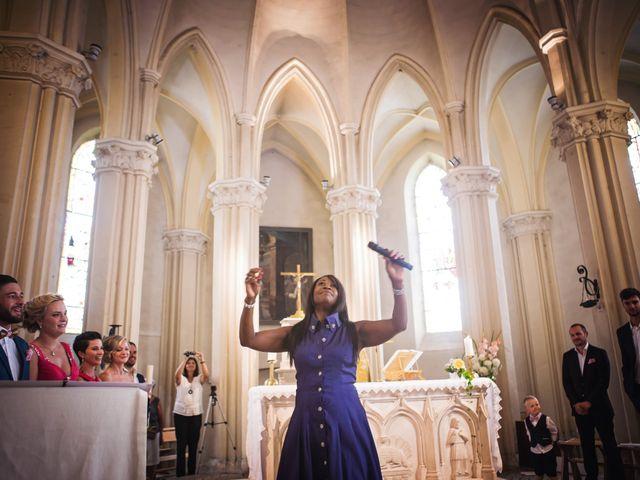 Le mariage de Benjamin et Flora à Saint-Clair, Ardèche 30