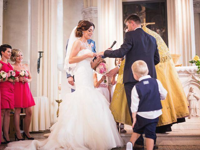 Le mariage de Benjamin et Flora à Saint-Clair, Ardèche 31