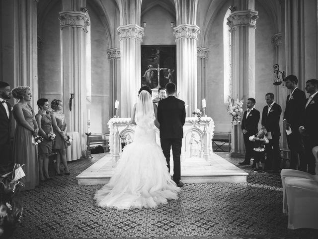 Le mariage de Benjamin et Flora à Saint-Clair, Ardèche 33