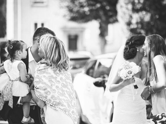 Le mariage de Benjamin et Flora à Saint-Clair, Ardèche 34