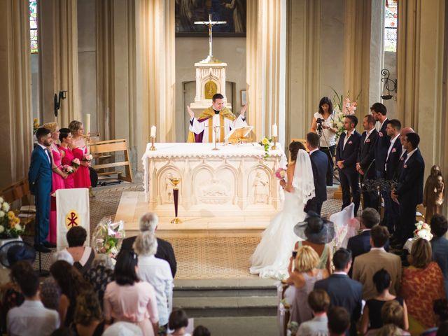 Le mariage de Benjamin et Flora à Saint-Clair, Ardèche 37