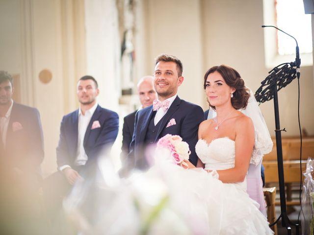 Le mariage de Benjamin et Flora à Saint-Clair, Ardèche 38