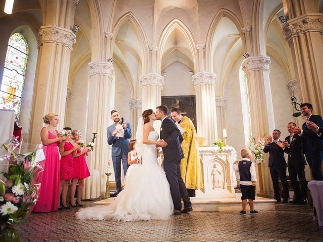 Le mariage de Benjamin et Flora à Saint-Clair, Ardèche 44