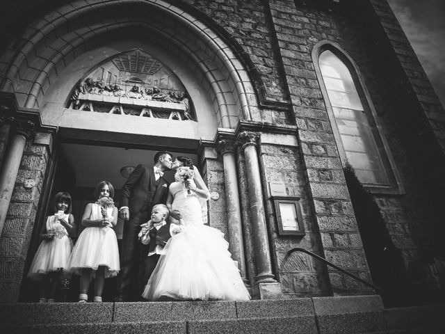 Le mariage de Benjamin et Flora à Saint-Clair, Ardèche 45