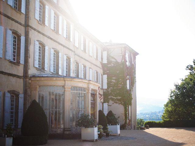 Le mariage de Benjamin et Flora à Saint-Clair, Ardèche 52