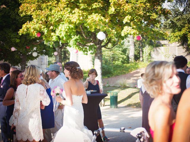 Le mariage de Benjamin et Flora à Saint-Clair, Ardèche 54