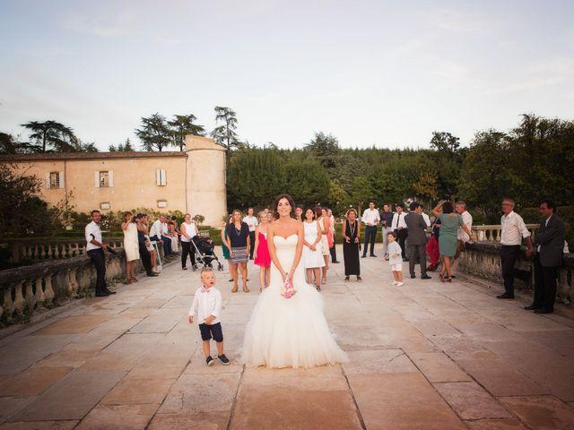 Le mariage de Benjamin et Flora à Saint-Clair, Ardèche 55