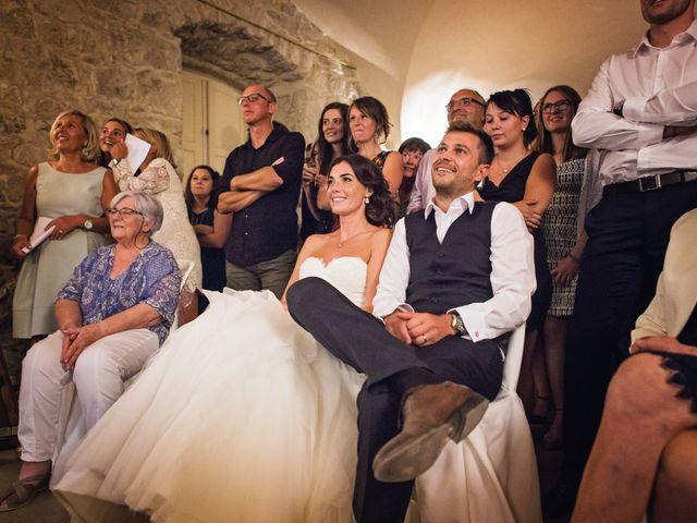 Le mariage de Benjamin et Flora à Saint-Clair, Ardèche 57