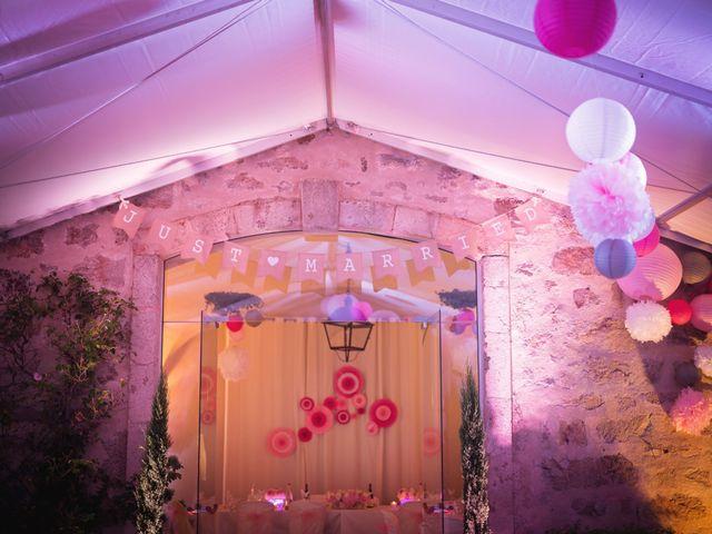Le mariage de Benjamin et Flora à Saint-Clair, Ardèche 62