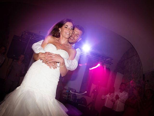 Le mariage de Benjamin et Flora à Saint-Clair, Ardèche 63