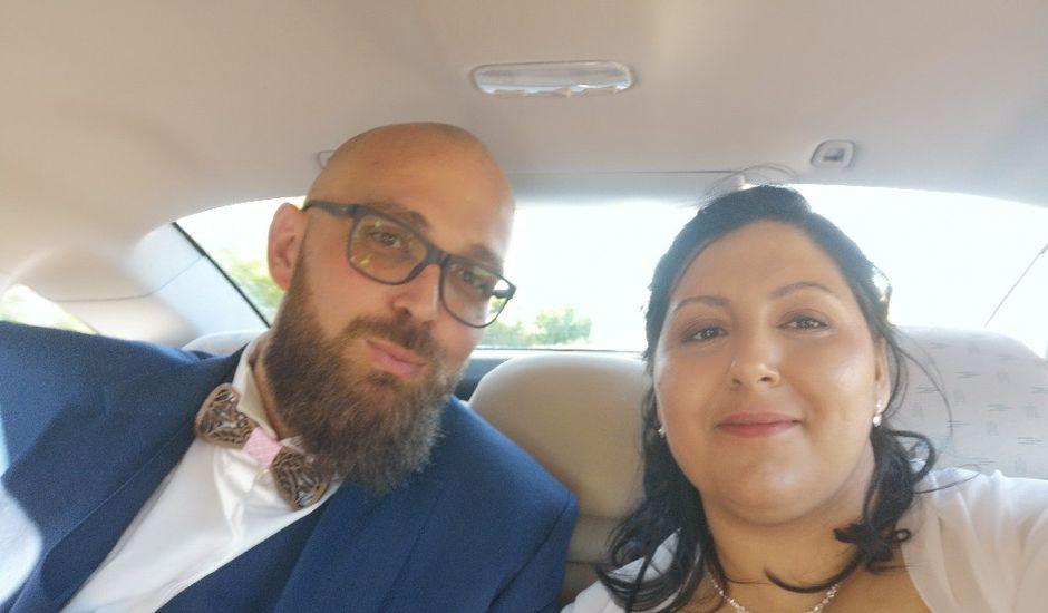 Le mariage de RAPINAT et Julie & Thomas à Coursan, Aude
