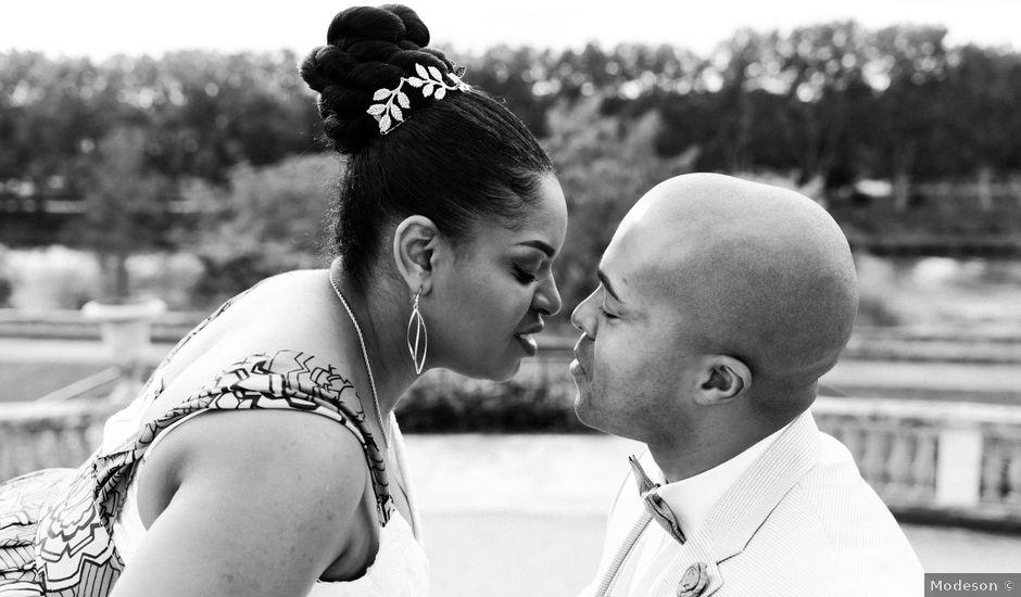 Le mariage de Sylvain et Eliska à Épinay-sur-Seine, Seine-Saint-Denis