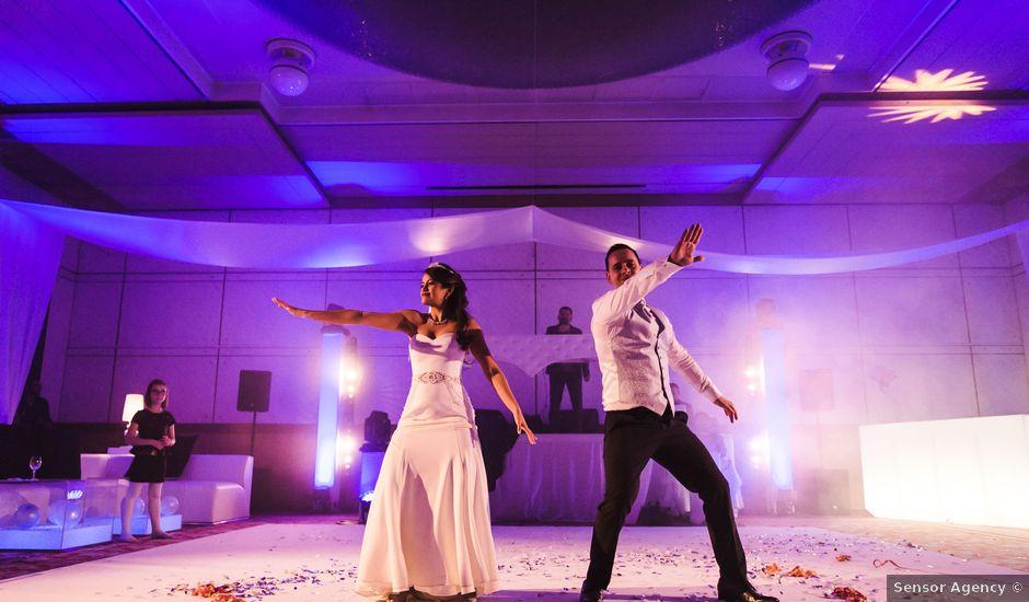 Le mariage de Fabien et Rebecca à Dardagny, Genève