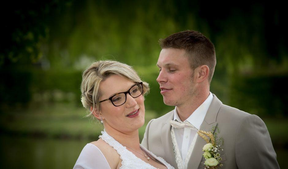 Le mariage de Pierre et Ameline à Ailly-sur-Noye, Somme