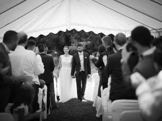 Le mariage de Nora et Christopher