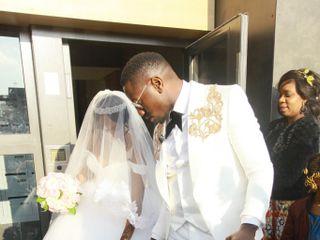 Le mariage de Hadjara et Magloire 1