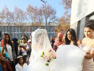 Le mariage de Hadjara et Magloire 2