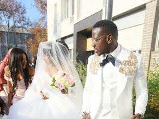 Le mariage de Hadjara et Magloire 3