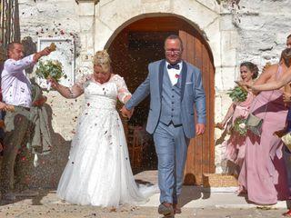 Le mariage de Estelle et Cyril