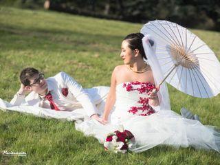 Le mariage de Florence et Mickaël 1