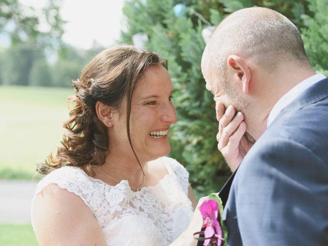 Le mariage de Duncan et Marylise à Habère-Poche, Haute-Savoie 11