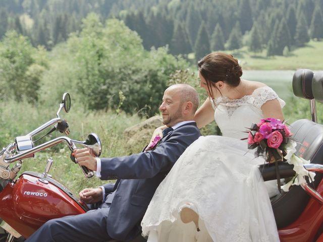 Le mariage de Duncan et Marylise à Habère-Poche, Haute-Savoie 15