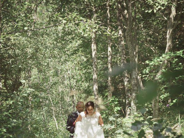 Le mariage de Duncan et Marylise à Habère-Poche, Haute-Savoie 17